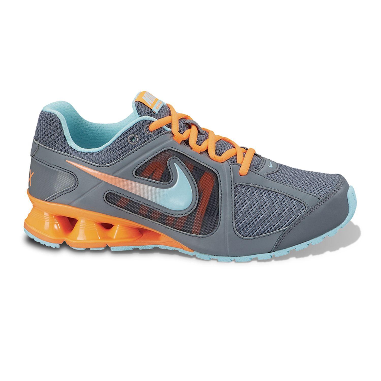 Nike Black Reax Run 8 High-Performance Running Shoes - Women