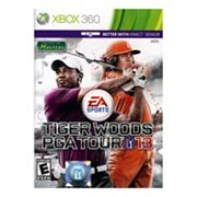 Tiger Woods PGA Tour 13 for Xbox 360