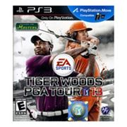Tiger Woods PGA Tour 13 for PlayStation 3