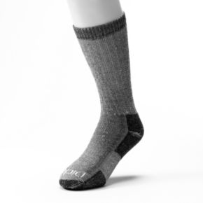 Men's Dickies Steel Toe Cushioned Thermal Crew Socks