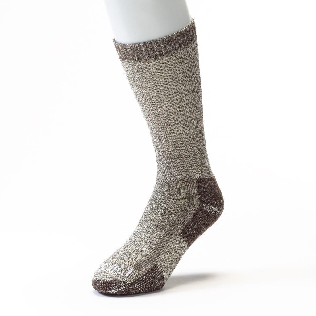 Men's Dickies Steel Toe Cushioned Thermal Crew Socks