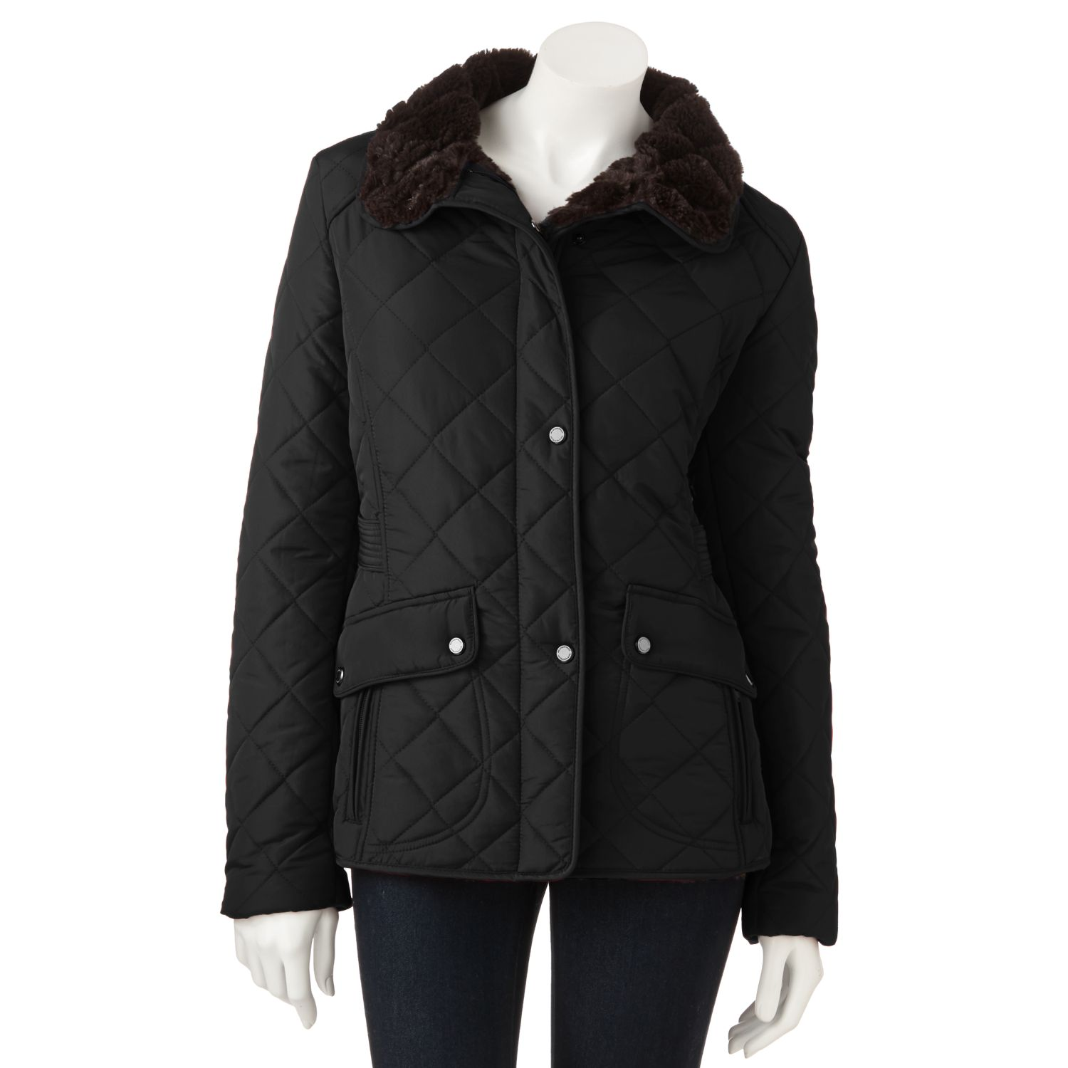 Weathercast Quilted Jacket
