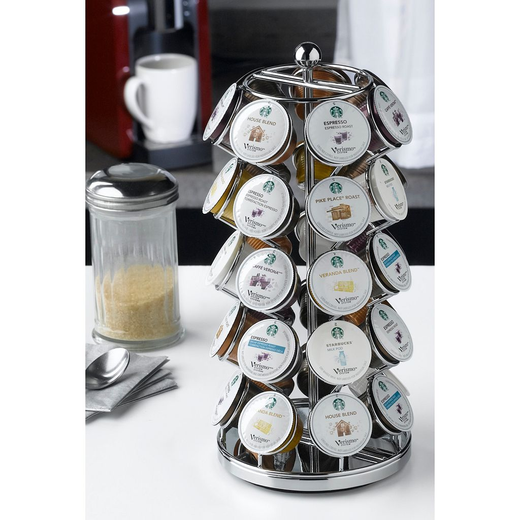 Nifty 35 Starbucks Verismo Carousel