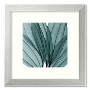Leaf Bouquet Framed Art Print by Steven N. Meyers
