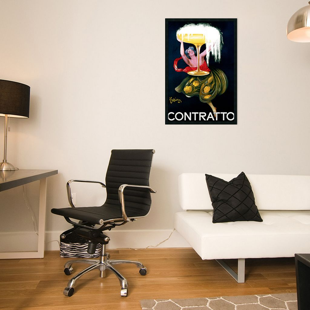 Contratto, c. 1922 Framed Art Print by Leonetto Cappiello