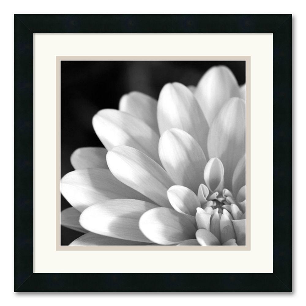 """""""Radiating Petals"""" Framed Art Print"""