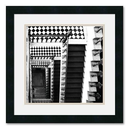 """""""Architectural Detail No. 34"""" Framed Art Print by Ellen Fisch"""