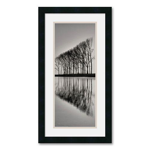 """Reflections I"" Framed Art Print"
