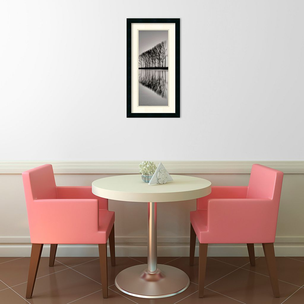 Reflections I Framed Art Print