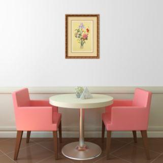 Botanical Bouquet V Framed Wall Art