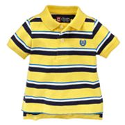 Chaps Striped Polo - Baby