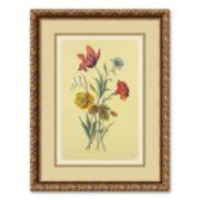 ''Botanical Bouquet I'' Framed Wall Art