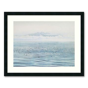 ''Migrating Ducks'' Framed Wall Art by Jeane Duffey