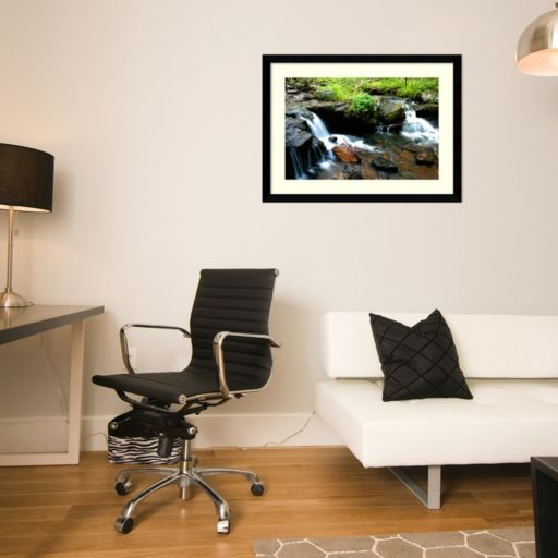 Natural State Framed Wall Art by Andy Magee