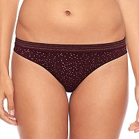 Juniors' SO® Seamless Thong