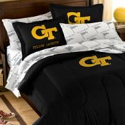 Georgia Tech Yellow Jackets 5-piece Full Bed Set