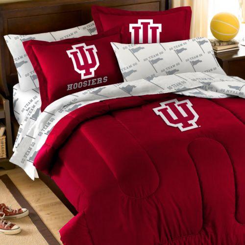 Indiana Hoosiers 5-piece Full Bed Set
