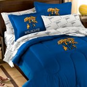 Kentucky Wildcats 5-piece Full Bed Set