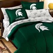 Michigan State Spartans 5-piece Full Bed Set