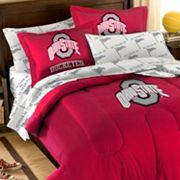 Ohio State Buckeyes 5-piece Full Bed Set
