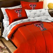 Texas Tech Red Raiders 5-piece Full Bed Set