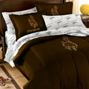 Wyoming Cowboys 5-piece Full Bed Set