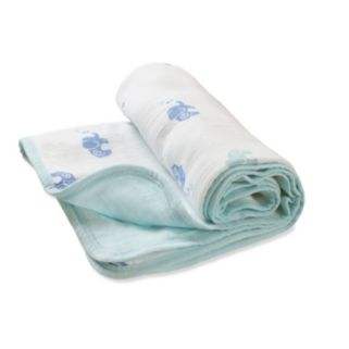 aden + anais Jungle Jive Muslin Stroller Blanket