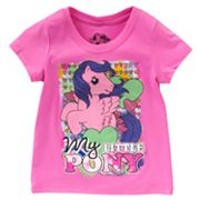 My Little Pony Hearts Tee - Girls 4-6x