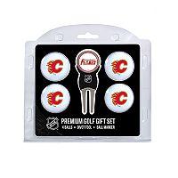 Calgary Flames 6 pc Golf Gift Set