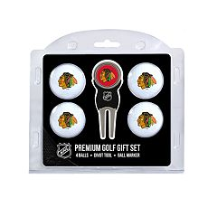 Chicago Blackhawks 6-Piece Golf Gift Set