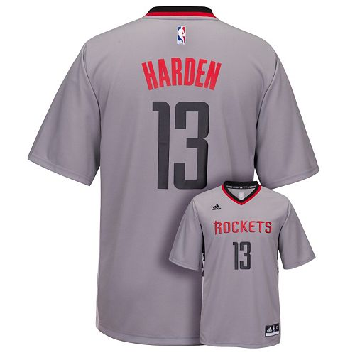 quality design 2ec69 9e343 adidas Houston Rockets James Harden NBA Jersey - Men
