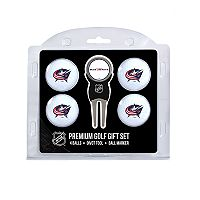 Columbus Blue Jackets 6 pc Golf Gift Set