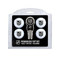 Los Angeles Kings 6 pc Golf Gift Set
