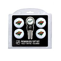 Minnesota Wild 6-pc. Golf Gift Set