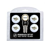 Nashville Predators 6 pc Golf Gift Set
