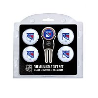 New York Rangers 6-Piece Golf Gift Set
