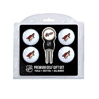 Phoenix Coyotes 6 pc Golf Gift Set