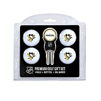 Pittsburgh Penguins 6 pc Golf Gift Set