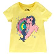 My Little Pony Rainbow Tee - Girls 4-6x