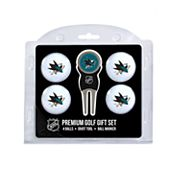 San Jose Sharks 6 pc Golf Gift Set