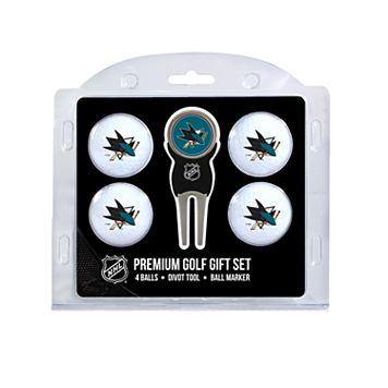 San Jose Sharks 6-pc. Golf Gift Set