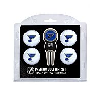 St. Louis Blues 6 pc Golf Gift Set