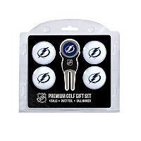 Tampa Bay Lightning 6 pc Golf Gift Set