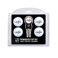 Washington Capitals 6 pc Golf Gift Set