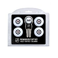 Winnipeg Jets 6 pc Golf Gift Set