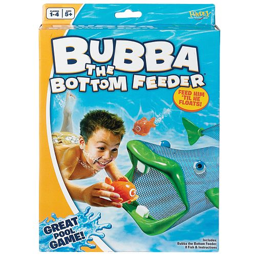 Ideal Bubba the Bottom Feeder Pool Game