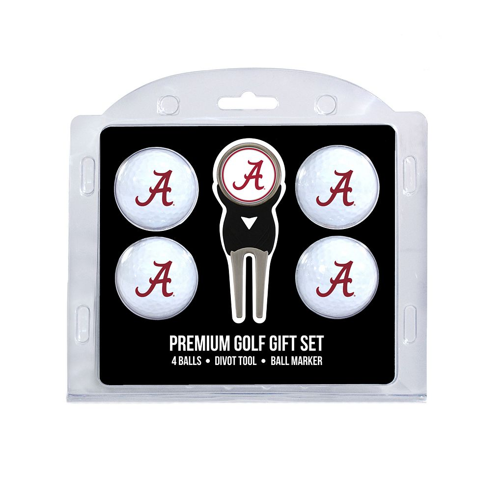 Alabama Crimson Tide 6-pc. Golf Gift Set