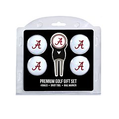 Alabama Crimson Tide 6-Piece Golf Gift Set