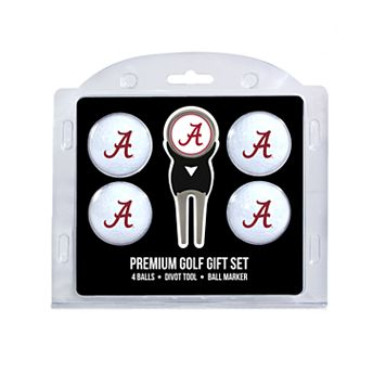 Alabama Crimson Tide 6-Piece Golf Gift Set