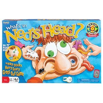 Ideal What's in Ned's Head? Game